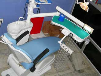 Modern Dental Unit 2